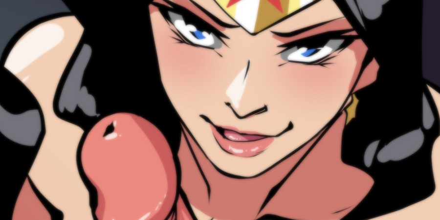 Justice Lust DC Fancomic on Sexyverse Comics Patreon