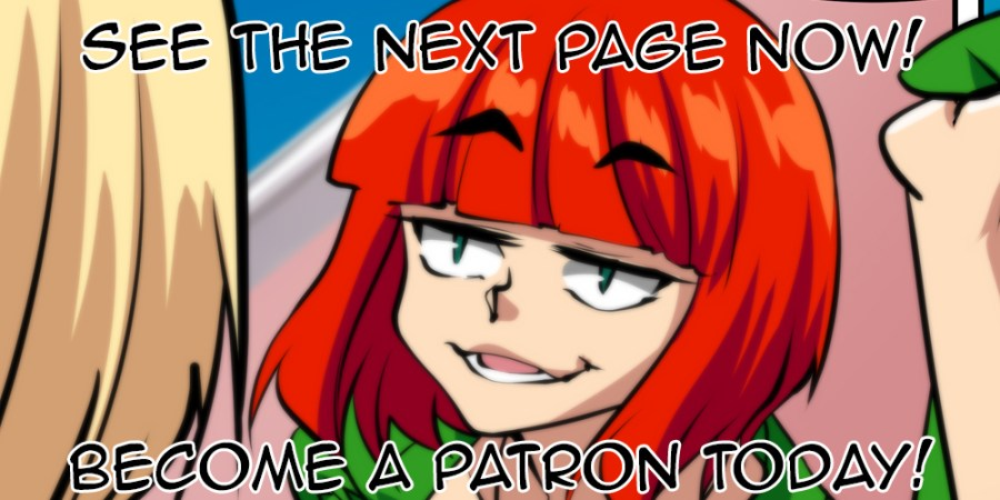 Preview of Deviants NSFW Comic on Patreon