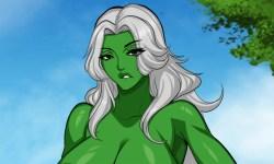 Goddess Realm NSFW RPG Visual Novel Game on Patreon