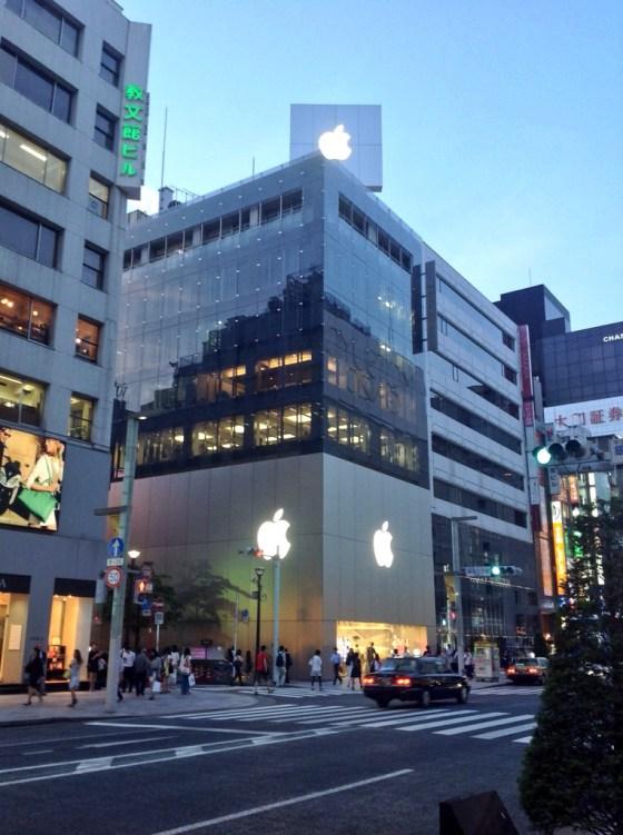 Apple Store-Bohlin Cywinski Jackson