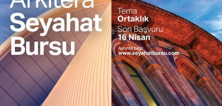 Arkitera Seyahat Bursu 2018 Tema Tanıtım Toplantısı (İstanbul)