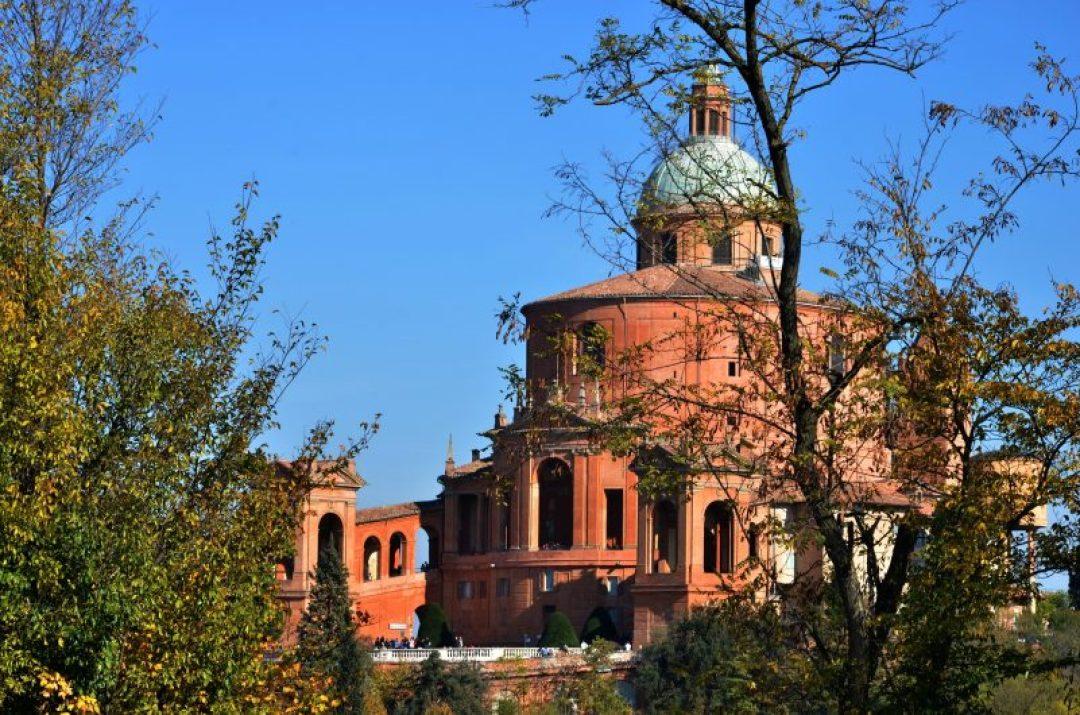 San Luca Bologna'nın en özel yerlerinden biri