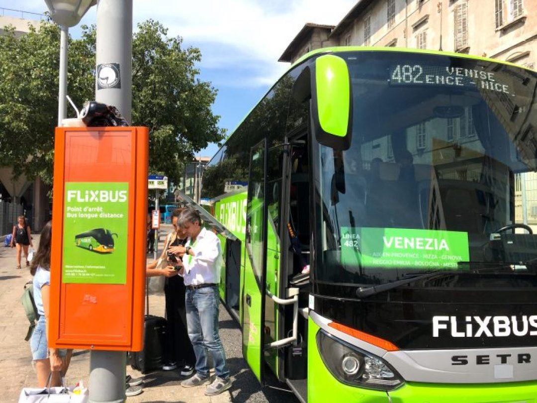 Flixbus Avrupa'da daha fazla şehre ulaşım sağlıyor