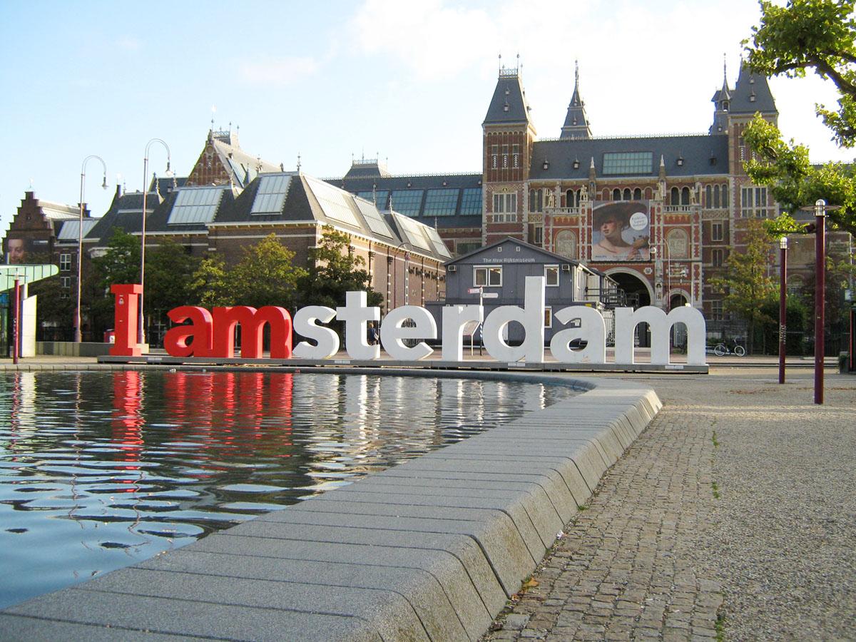 Hollanda Gezi Notları 1 - Başkent Amsterdam'da