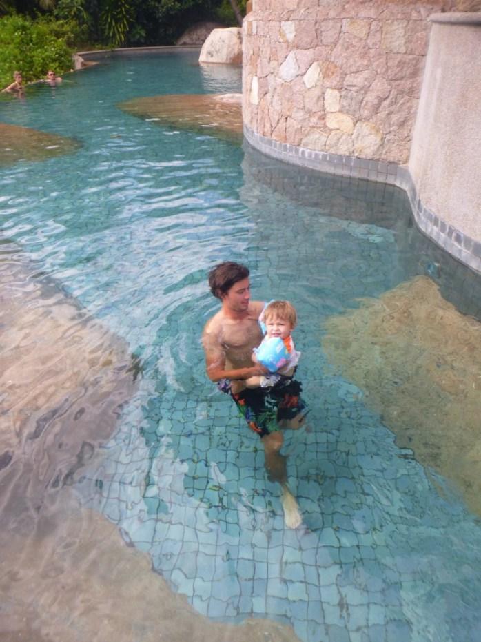 Constance Lemuria swimming pool
