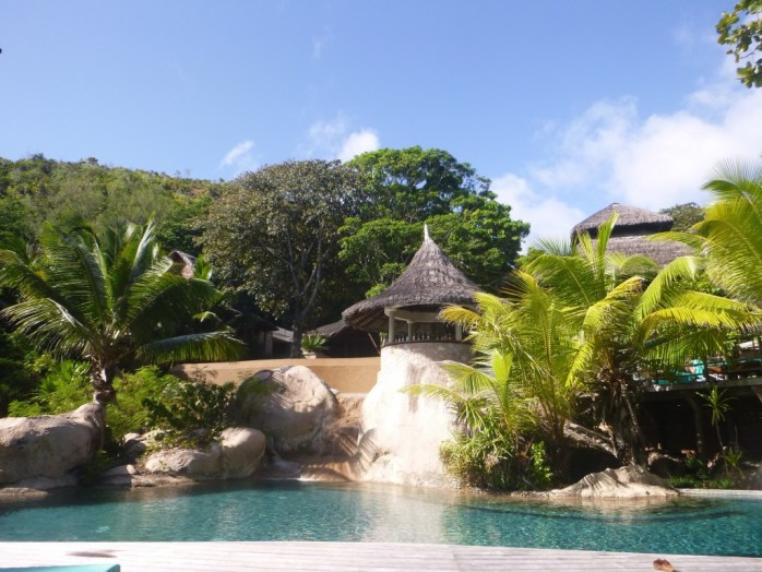 A perfect afternoon expat life Praslin Seychelles