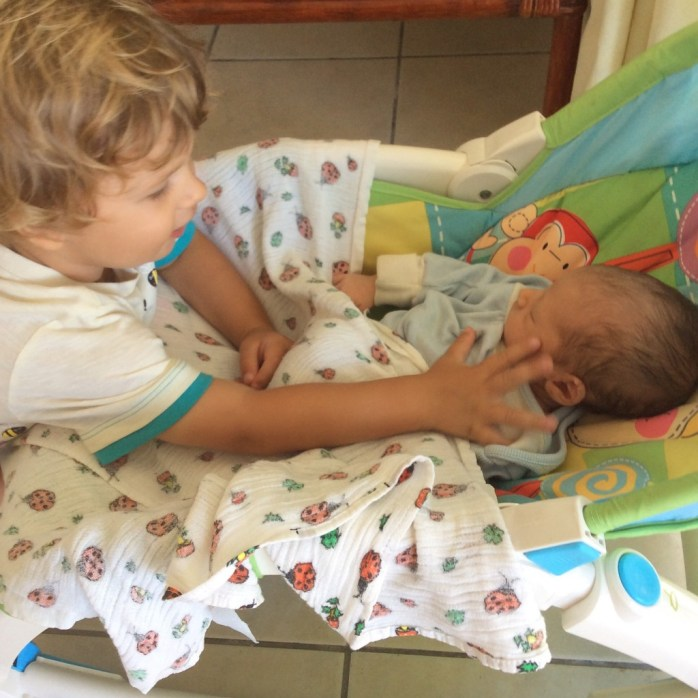 Arthur and Freddie! Brothers and best friends!