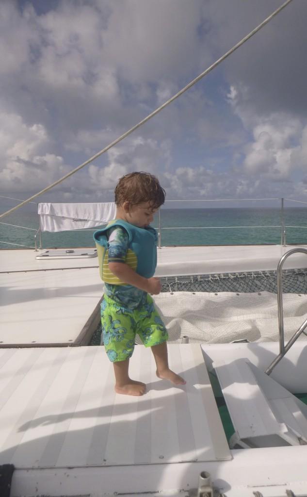 seychelles catamaran boat trip