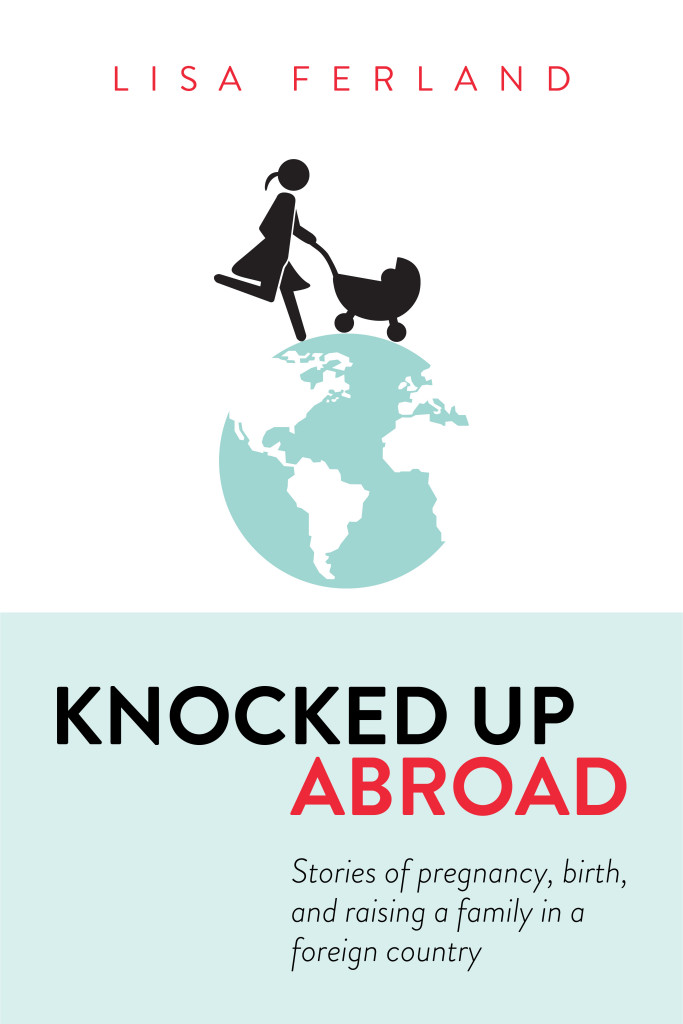 Knocked up abroad book