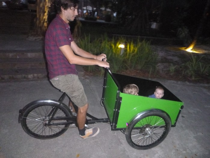 Bike rental Hilton Labriz