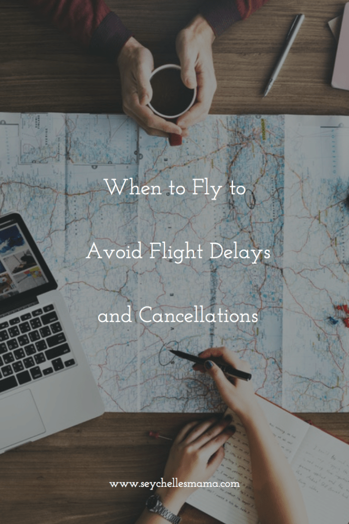 When to Fly to Avoid Flight Delays and Cancellations