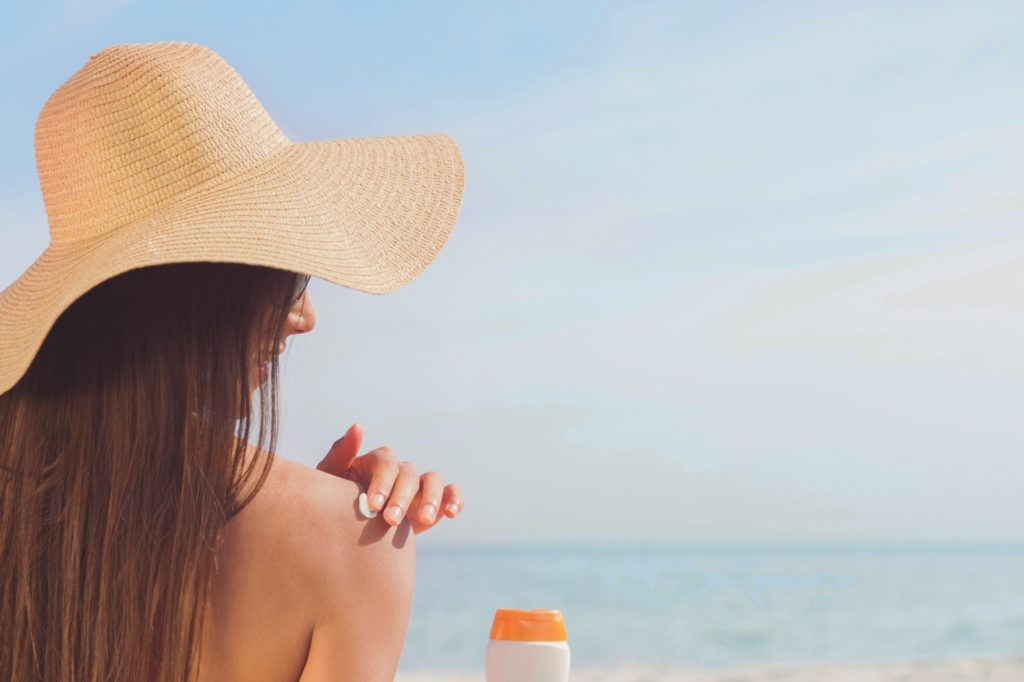 Packing for a tropical getaway - Don't forget the suncream!