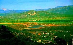 Kocakoru (Gudal) Tabiat Parkı Seydişehir