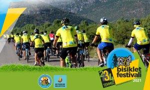 Seydişehir Bisiklet Festivali Afişi