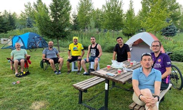 Kuğulu Tabiat Parkı Kamp Alanı