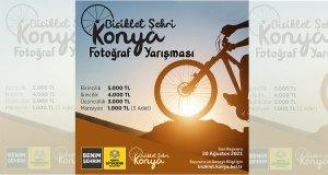 Bisiklet Şehri Konya
