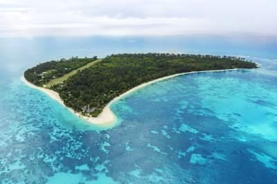 Denis Private Island - The Seychelles