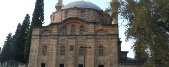 Emir Sultan Cami Dış Önden