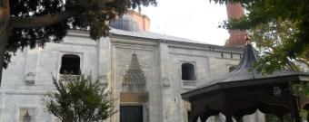 Yeşil Cami Uzaktan