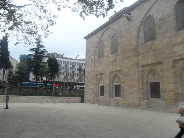 Bursa Ulu Cami Musallah Taşı