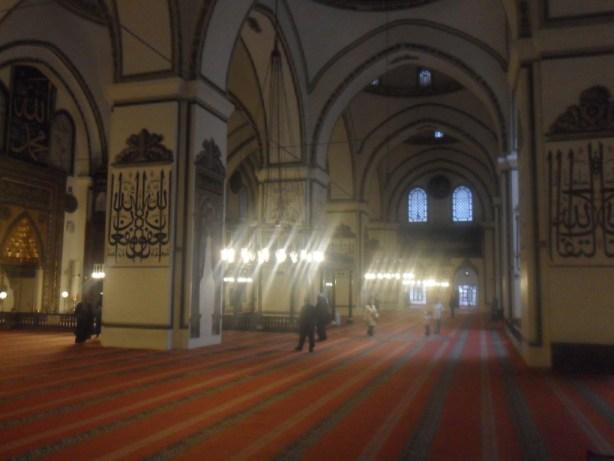 Bursa Ulu Cami Orta Bölüm 2