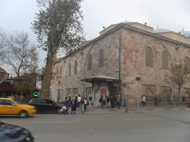 Bursa Ulu Cami Sağ Kapı