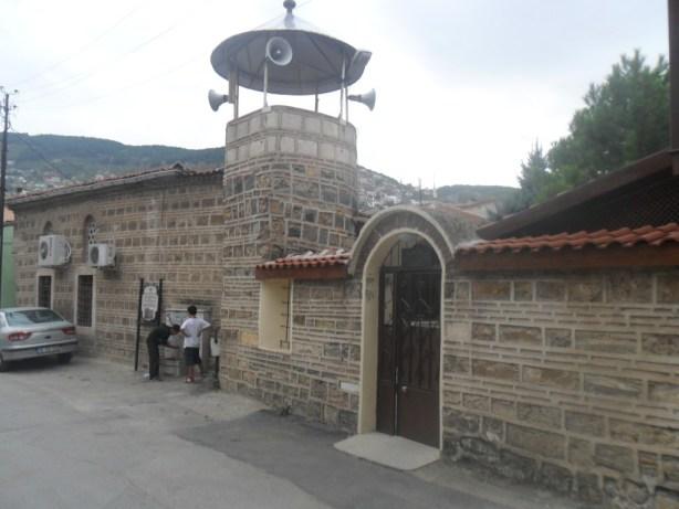 Çırağ Bey Cami Giriş Kapısı