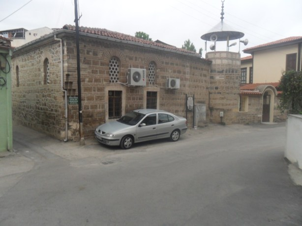 Çırağ Bey Cami