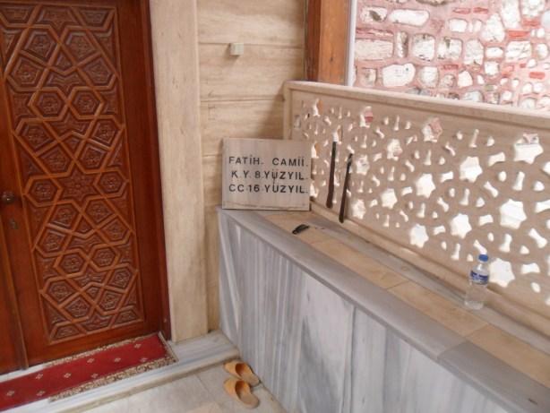 Fatih Cami Yapılış Tarihi