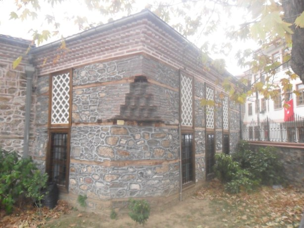 Haraççıoğlu Medresesi Taş Duvarlar