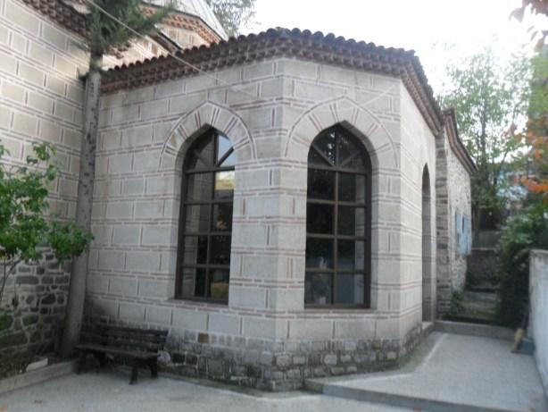 Şeyh Mehmed Emin Efendi Türbesi
