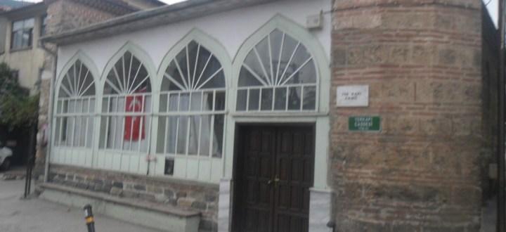 Yer Kapı Cami Giriş Kapısı