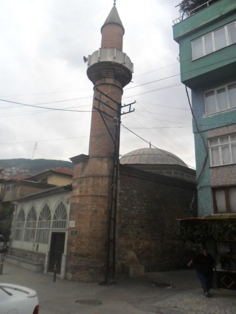 Yer Kapı Cami