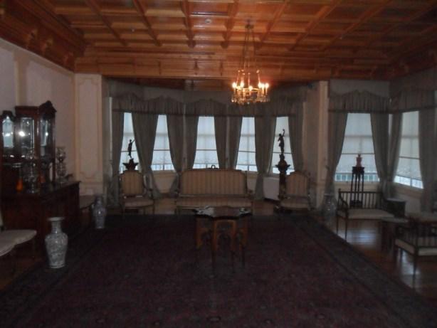 Atatürk Evi Müzesi Kabul Salonu