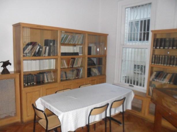 Ormancılık Müzesi Kütüphanesi