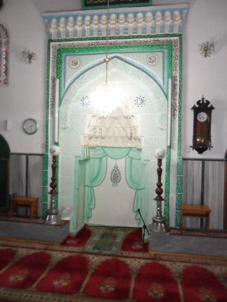 Yiğit Köhne Cami Mihrap