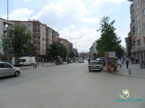 İnegöl Merkez Cadde