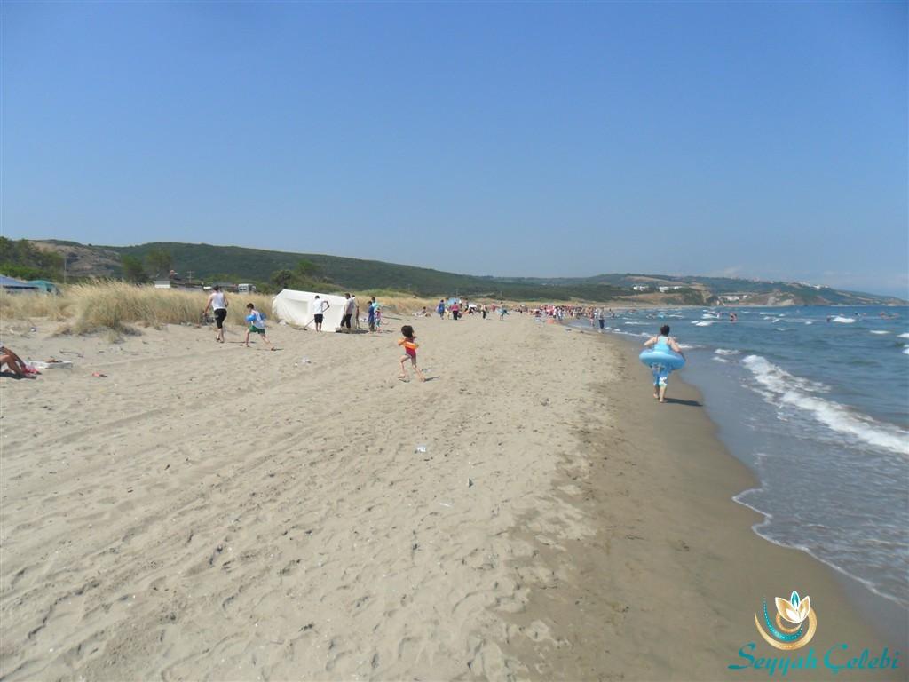 Eşkel Plaj Fotoğrafları 2015