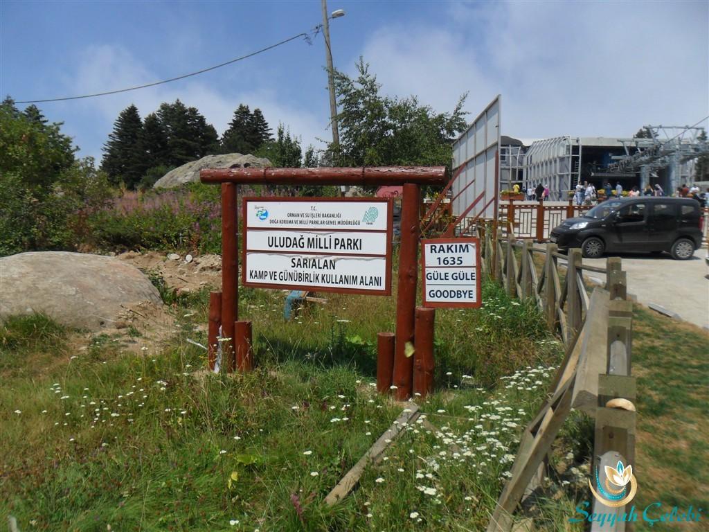 Uludağ Sarıalan Kamp ve Günübirlik Kullanım Alanı