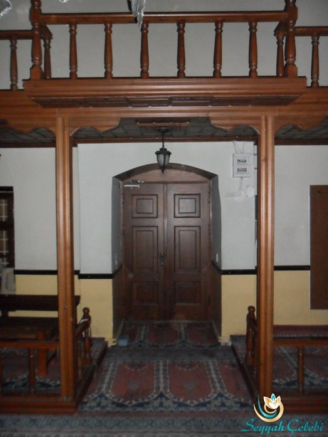 Nalbantoğlu Cami İç Kapı