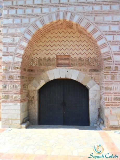 Ortaköy Kervansarayı Giriş Kapısı