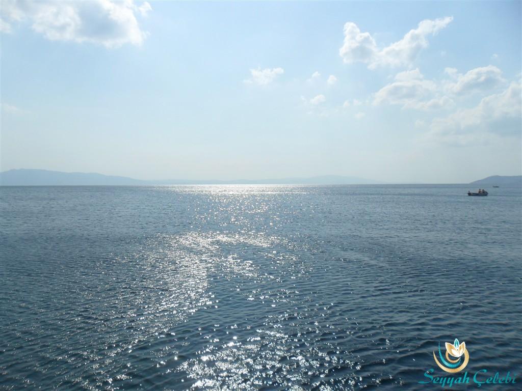 Kumla Sahili Marmara Denizi