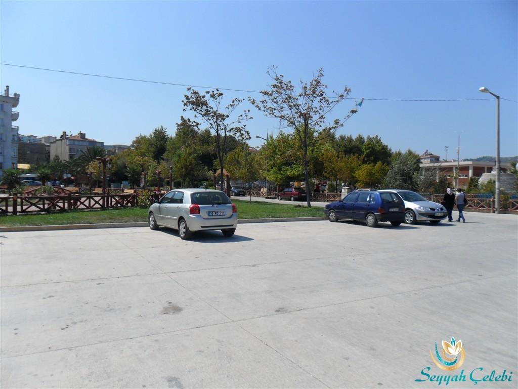 Güzelyalı Burgaz Liman Otopark
