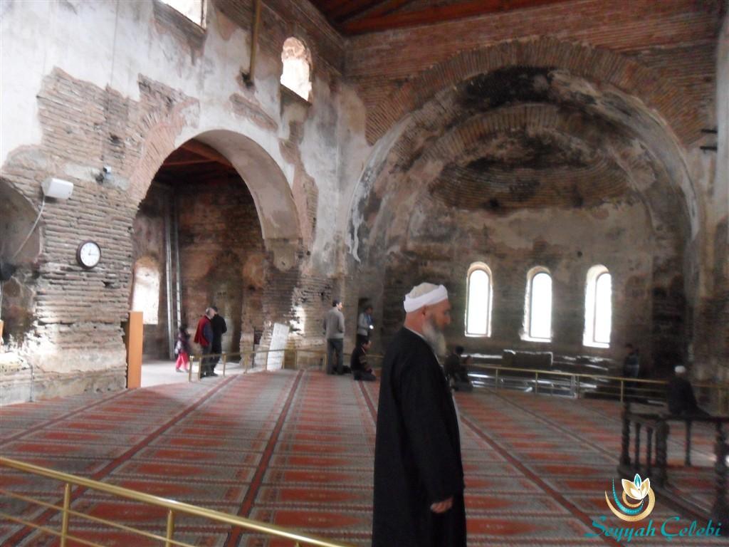 İznik Ayasofya Orhan Cami