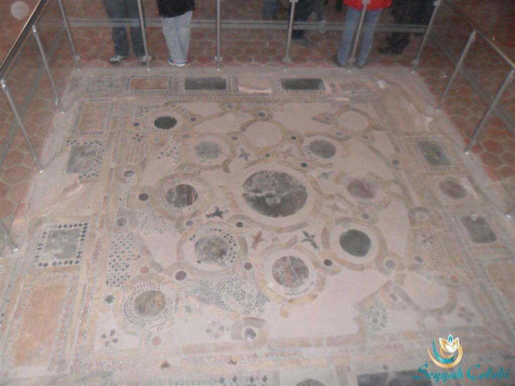 İznik Ayasofya Orhan Camii Kral Taç Giydirme Yeri