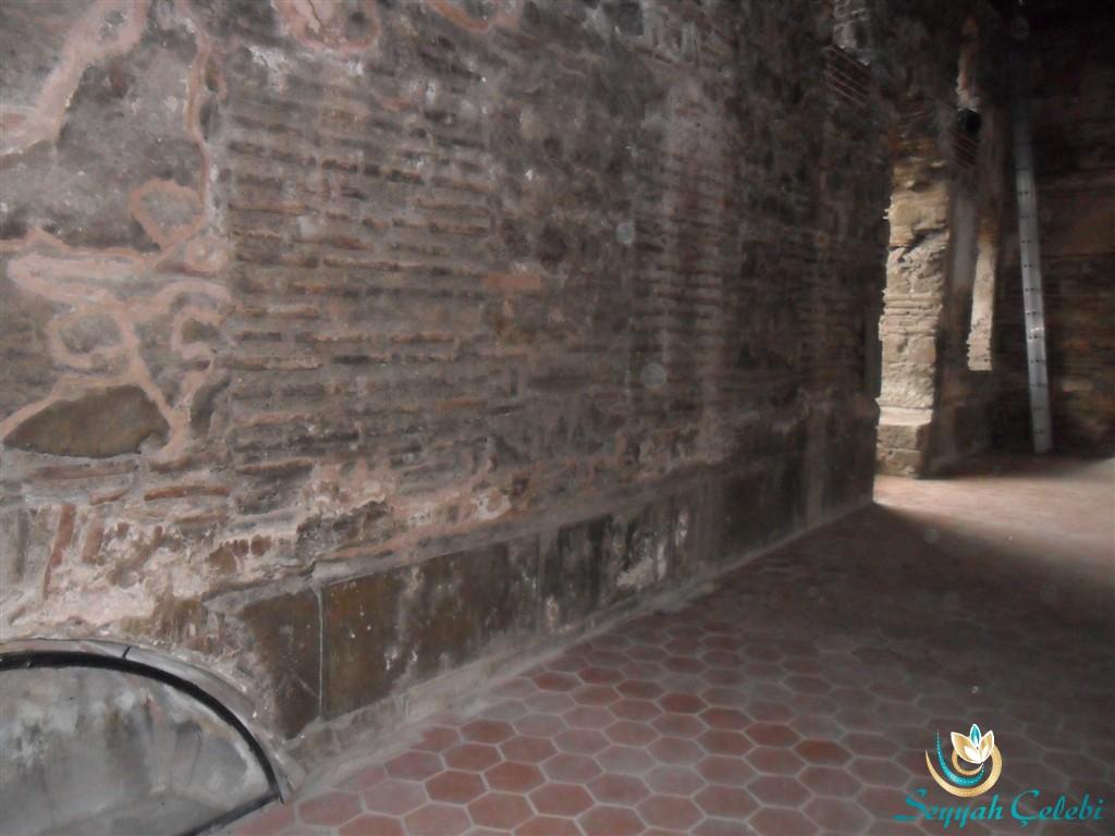 İznik Ayasofya Orhan Camii Roma Osmanlı Bizans Taşları
