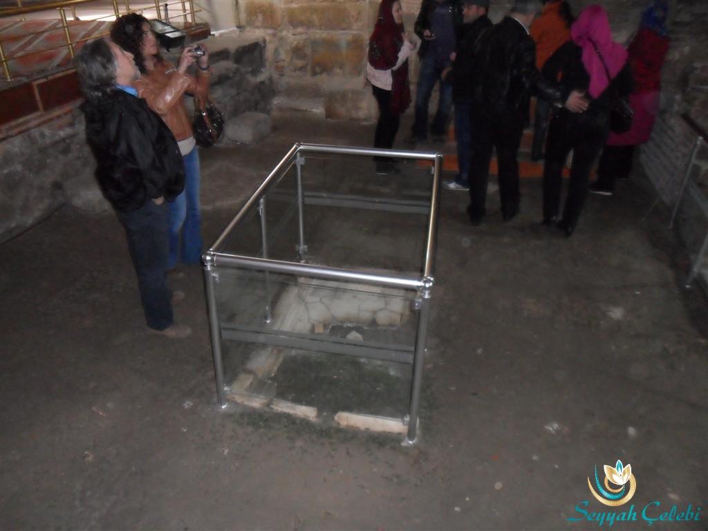 İznik Ayasofya Orhan Camii Vaftiz Tören Yeri