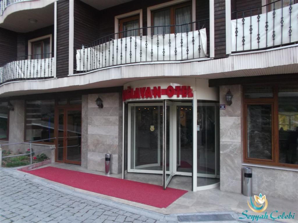 Oylat Çağlayan Otel