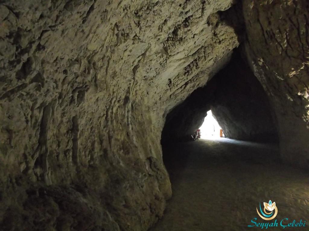 Oylat Mağarası Giriş Yüzeyleri