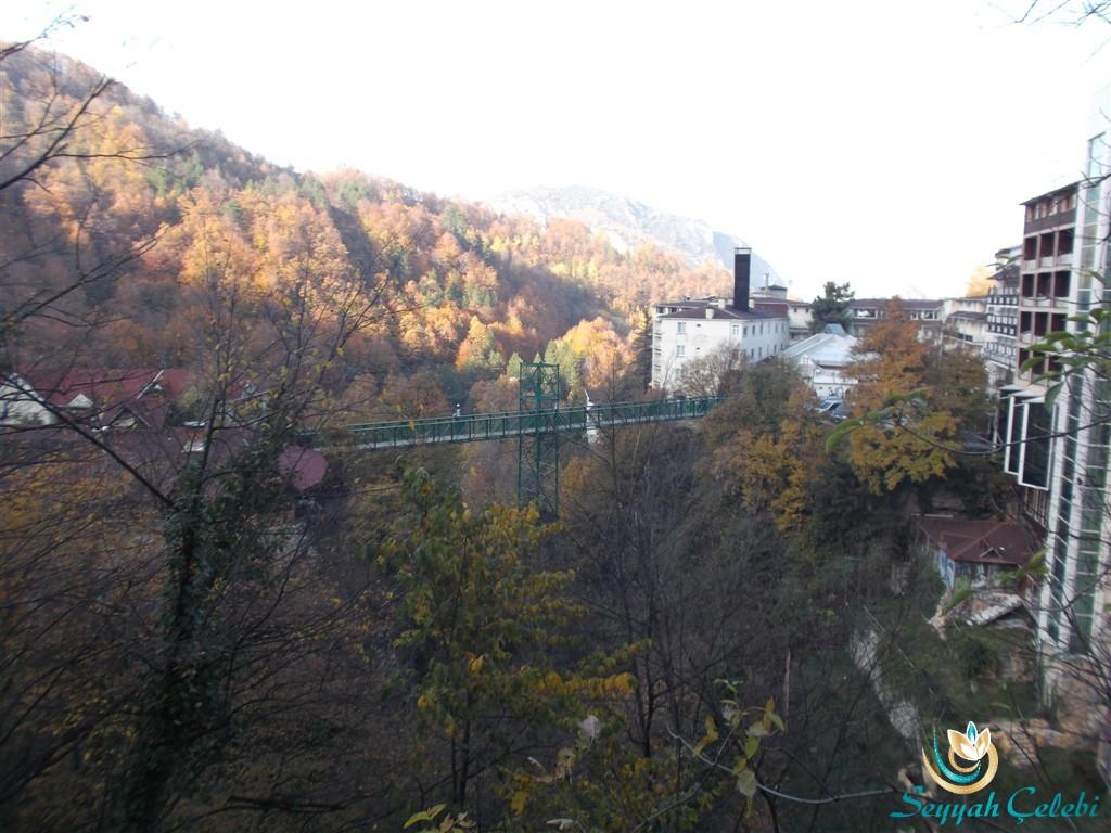 Oylat Yeşil Vadi Köprüsü